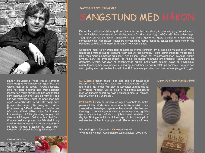 Sangstund med Håkon. kopi