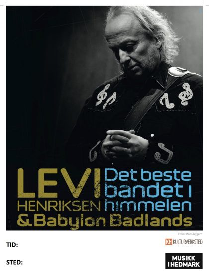 Plakat Levi-kopi